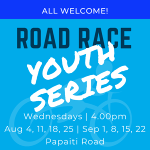 Youth Road Racing Series @ Start opposite Whanganui River Holiday Park